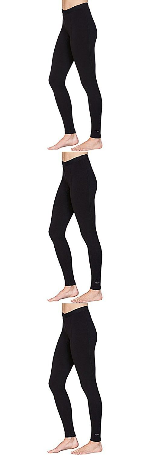 Terry 2015/16 Women's Coolweather Petite Cycling Tights - 616020 (Black - M) Size Medium