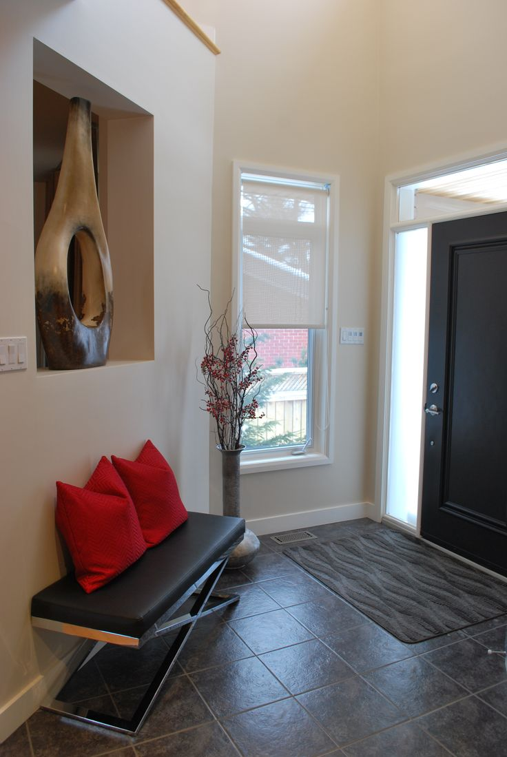 keep your entrance clean and open the focal point remains on the front door with - At Your Front Door