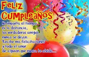 Frases de cumpleaños para un amigo especial