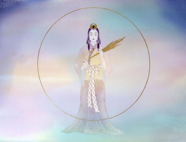 シルクレ 「天照大神 ミスマル」 006号|佐賀・陶彩画美術館公式ショップ
