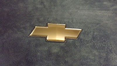 #Chevrolet large gold bowtie #emblem #badge symbol oem chevy p/n dott 6677,  View more on the LINK: http://www.zeppy.io/product/gb/2/282047301349/