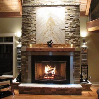 1000 Images About Fireplace Designs On Pinterest