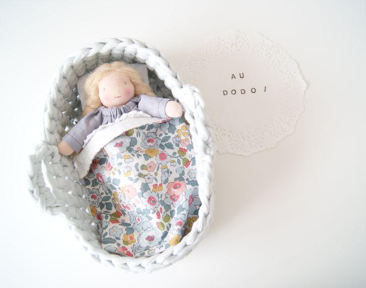 tuto couffin pour mini doll