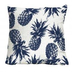 Pineapple Indigo (indoor/outdoor) Cushion