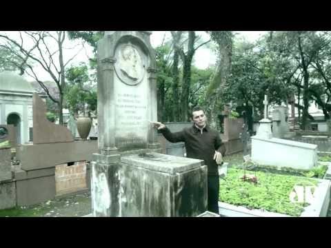 Radioatividade: que tal um passeio cultural no cemitério da Consolação? - YouTube