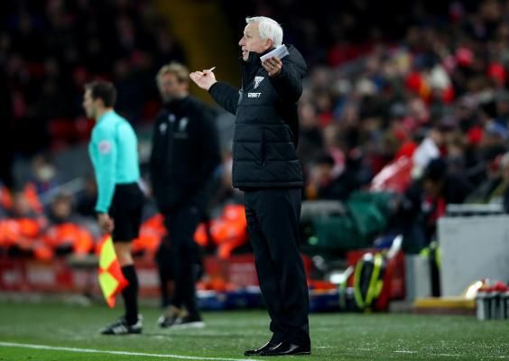 Liverpool held by West Bromwich Albion as Dominic Solanke sees late goal ruled out for handball