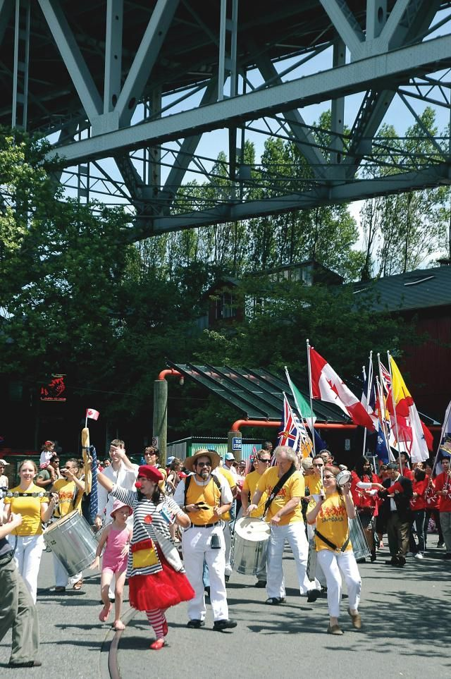 Use this Top 5 list of Canada Day events to plan your Canada Day in Vancouver 2015 and take advantage of the unique celebrations only Vancouver can offer.