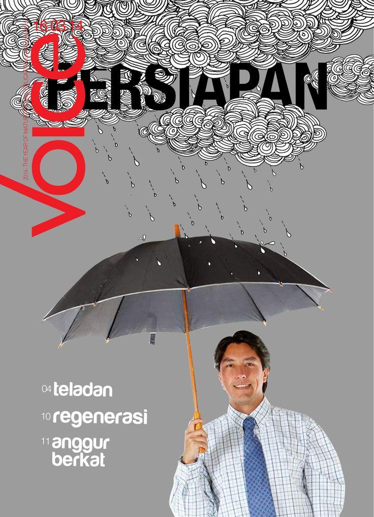 """""""The Voice"""" Bulletin, 16 Maret '14"""