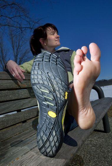 Barefoot釋放你的腳丫