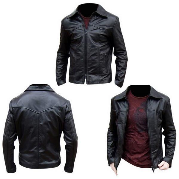 Мужские куртки плащи кожа