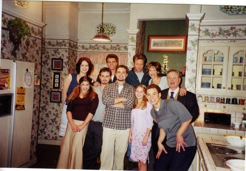 Last Day of Filming Boy Meets World.