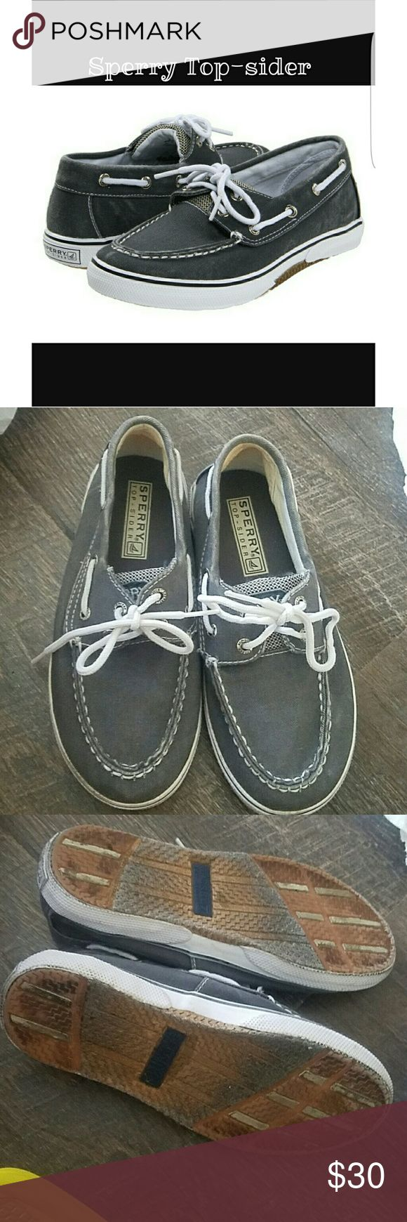 Toddler Sperry Top-sider size 1 Toddler Sperry Top-sider size 1 in good used condition.  Open to offers :) Sperry Top-Sider Shoes Sneakers
