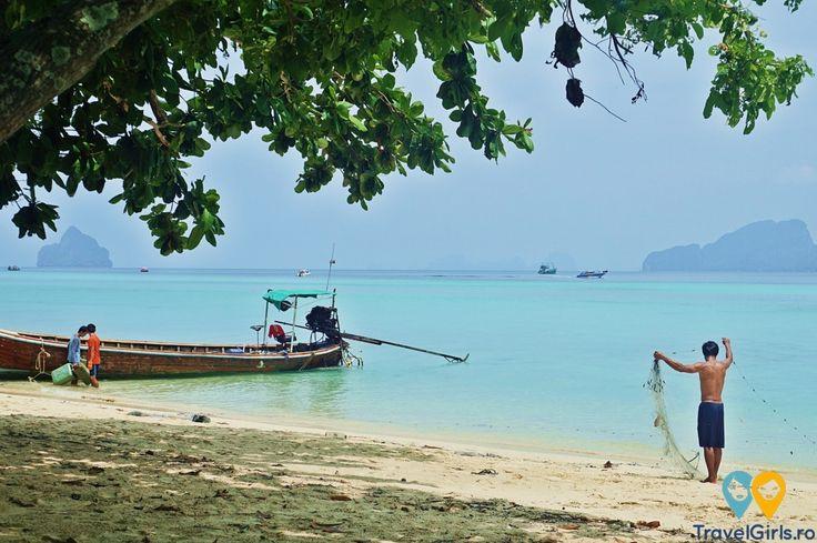 Vacanţă în sudul Thailandei: ghid practic pentru o călătorie off-the-beaten-track  #thailand #kohkradan #trang #travel
