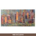 Mid-City Canvas Art Print | Kirkland's