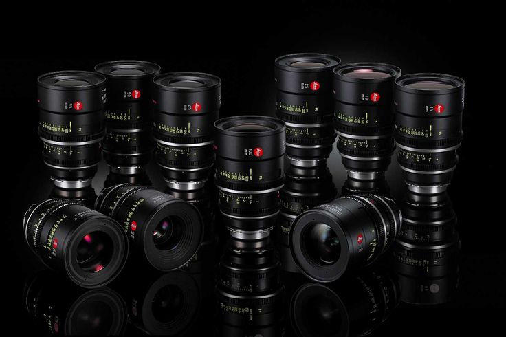 Leica Summilux-C Cinema Lenses
