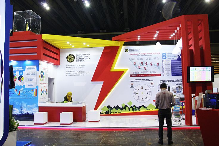 Pameran Indonesia Electricity Show 2015 - Desain & Produksi Booth Stand Pameran | mandiricitra.comDesain & Produksi Booth Stand Pameran | mandiricitra.com