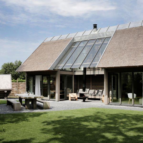 Duynvoet luxe vakantiewoningen Schoorl