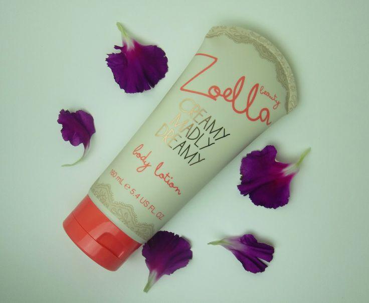 Zoella Beauty Bath Range Products