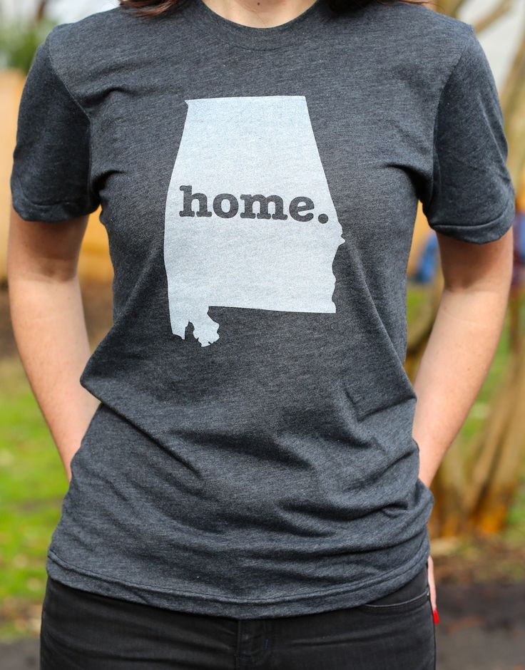 The Home. T - Alabama Home T, $25.00 (http://www.thehomet.com/alabama-home-t-shirt/)