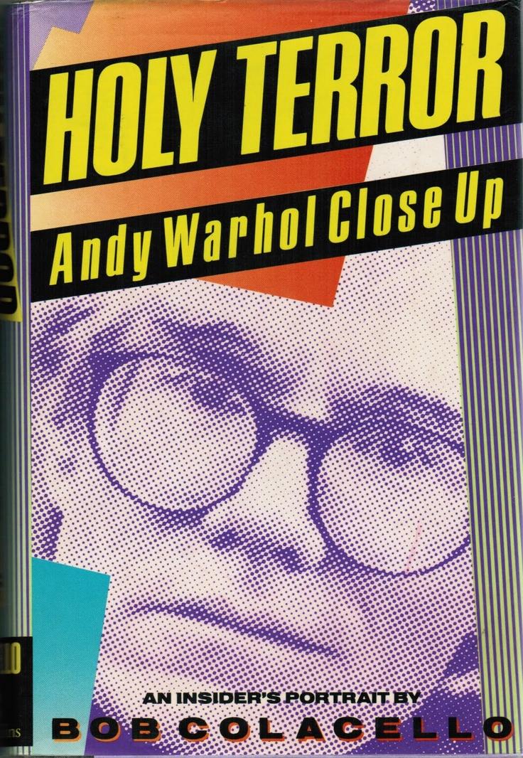 andy warhol biography book pdf