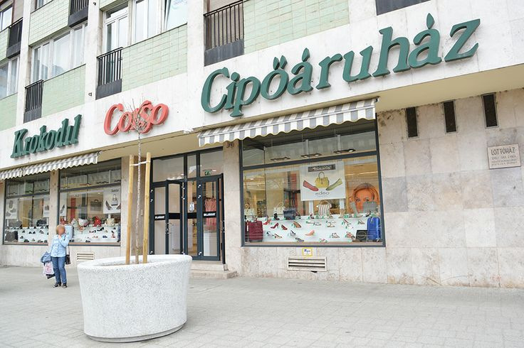 Corso Cipőáruház Budapest