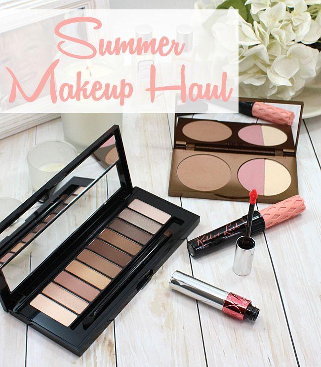 Summer Makeup Haul