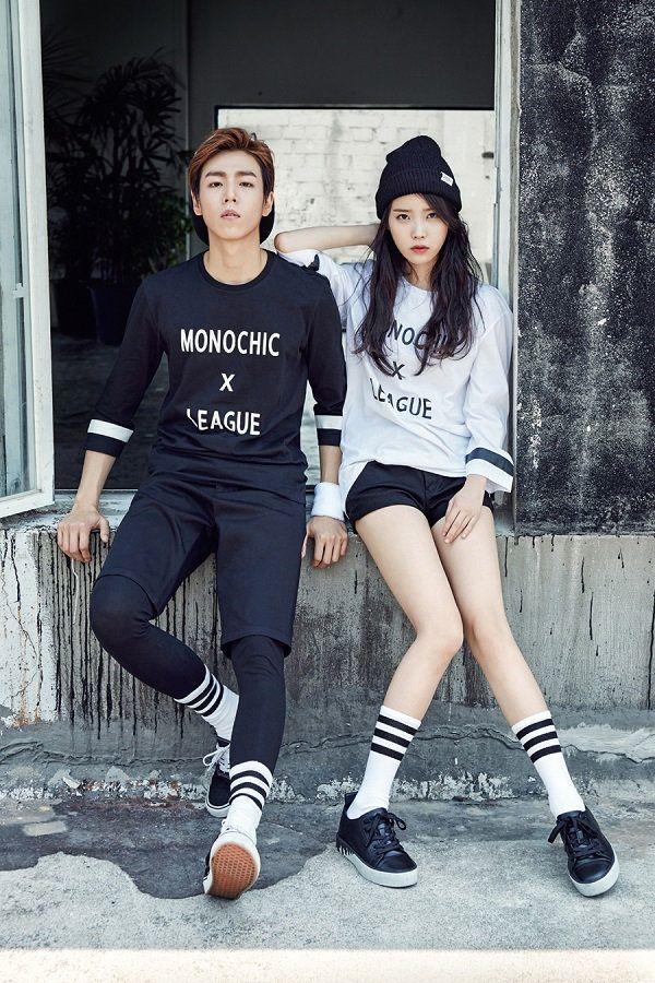 adv IU, Lee Hyun Woo for Unionbay `15
