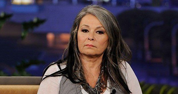 Roseanne Barr Jumps On Trump Train