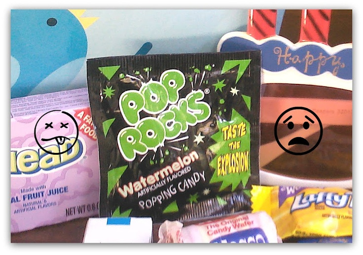 late 70s to the early 80s Urban Legend...  Pop Rocks + Soda = Boom for Mikey (the Life Cereal boy)