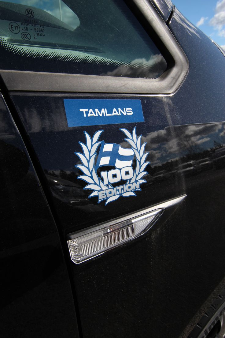 Wheelchair Accessible Volkswagen Caddy Tamlans, Suomi100 -Edition