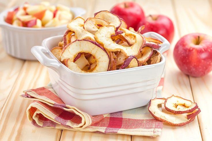 Słodkie i zdrowe – chipsy owocowe