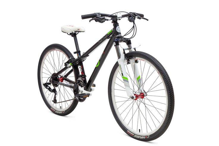 The 560MTB Kids Mountain Bike for 10-14 year olds.  For the fun and adventurous at heart. While you can cruise the streets with ease, with a quick trigger click of the 24 speed gears and a touch of the race tuned suspension, you can drop straight into the exciting world of off-road riding. Kids love bikes and this is the ultimate off road kids mountain bike.