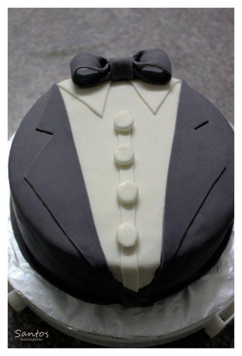 Tuxedo Cake Cakes By Sheryl Pinterest Chocolate