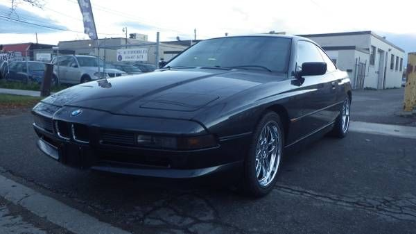 STUNNING BMW 850! EXCELLENT CONDITION, CERTIFIED! (Toronto, ON) $16995