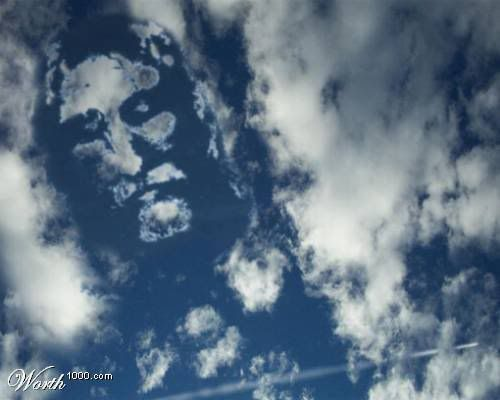 Jesus in the Clouds | Jesus In The Clouds Photo by Soizic22 | Photobucket