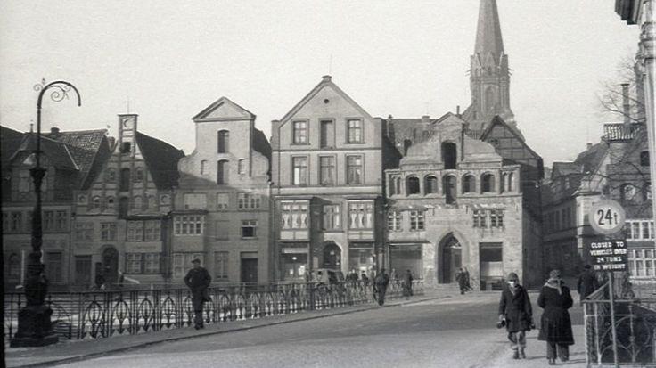 Lüneburg 1945 und heute - Eine Zeitreise in Bildern