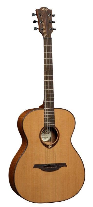 Guitare folk LAG T 200 A TRAMONTANE AUDITORIUM