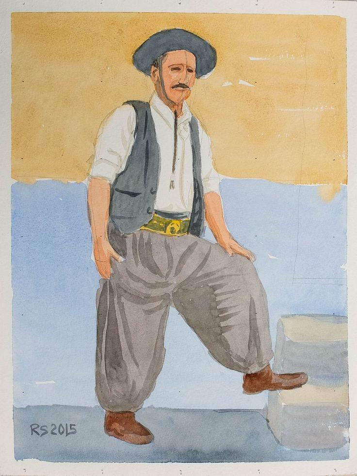 Gaucho da Fronteira, Rivera.