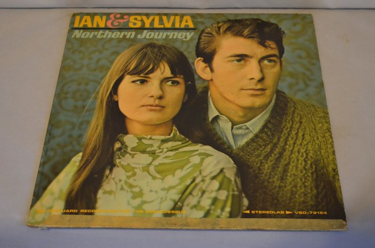 Vintage Record Ian and Sylvia: Northern Journey Album VSD-79154 by FloridaFinders on Etsy