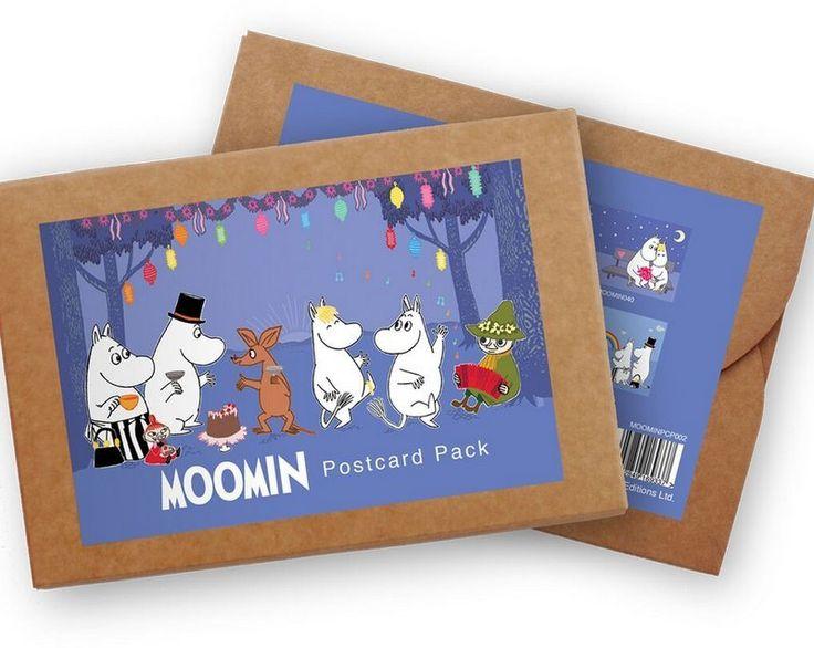 Moomins: Postcard Pack