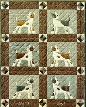 Quilted Cats Dogs Patterns