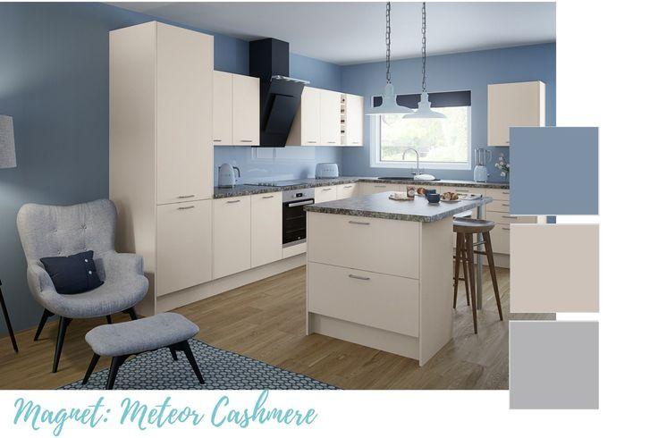 Kitchen Inspiration: Shades Of Blue - Magnet