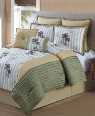 Santa Ana 8-Piece Queen Comforter Set