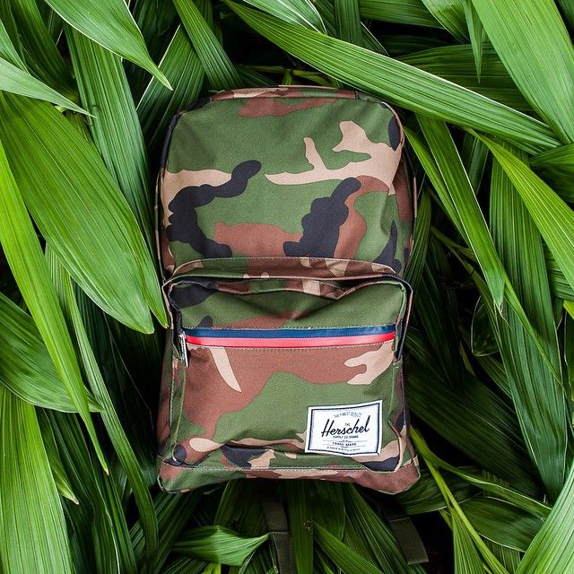 Herschel Supply Co. Pop Quiz Backpack - Camo w/ Multi Zip $95.00 Available now online and at our Lafayette & @thesouthernregime locations. #herschelsupplyco #herschel #backpack #popquiz #sneakerpolitics #thesouthernregime