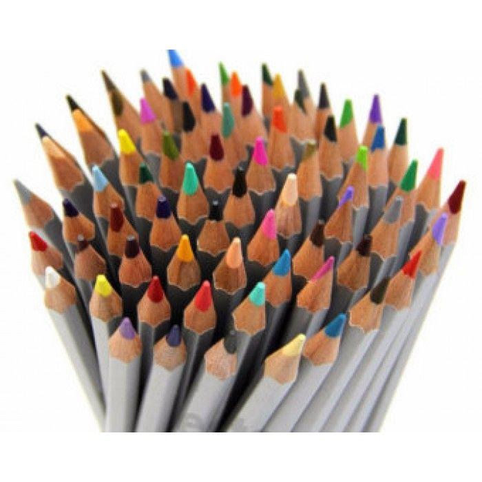 Creioane colorate 24 culori/set, Marco - Creioane colorate profesionale - Articole pentru scoala - Rechizite