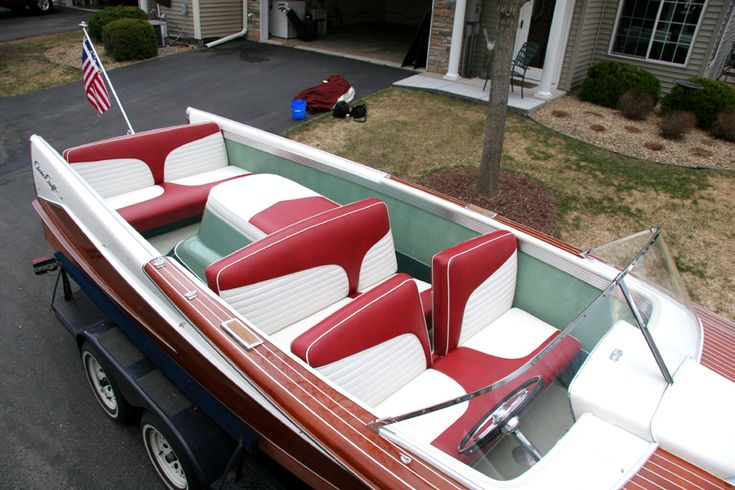 405 best images about vintage sleds and boats on pinterest for Chris craft boat restoration