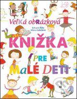 Veľká obrázková knižka pre malé děti je vlastne prvou českou poznávacou encyklopédiou pre predškolský vek. Objaviteľská je aj vo výbere hesiel a spôsobe ich vysvetľovania. Ako heslá prináša nielen vecné pojmy (napr. nábytok, noviny, schody), ale aj výber z ďalšej slovnej zásoby (opäť menej obvyklé podstatné mená – číslice, náhoda, pruh, ale aj slovesá – čítať, nachladiť sa, a prídavné mená – drahý, pyšný). Pri spracovaní všetkých hesiel je kladený dôraz na detský aspekt, tzn. že sa vychádza…