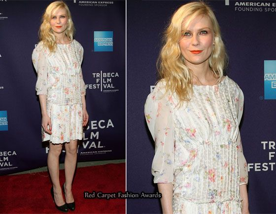 "nina ricci dress- ""between the lines"" premiere"
