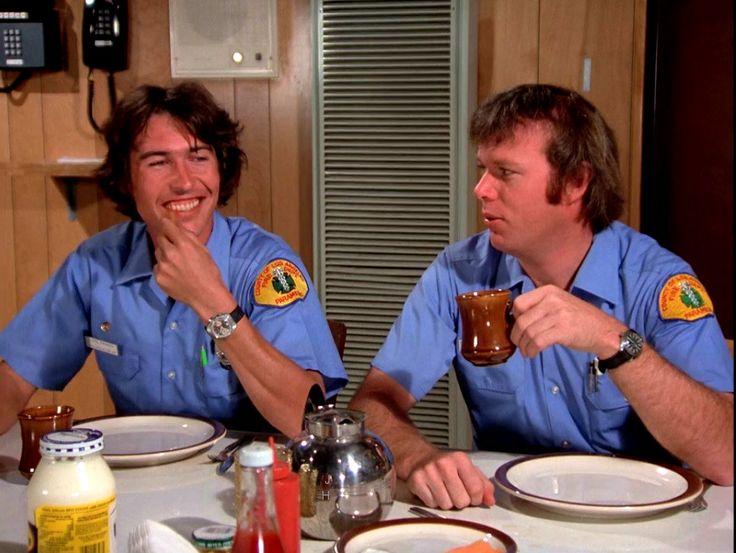 John Gage and Roy Desoto EMERGENCY! Pinterest Smile