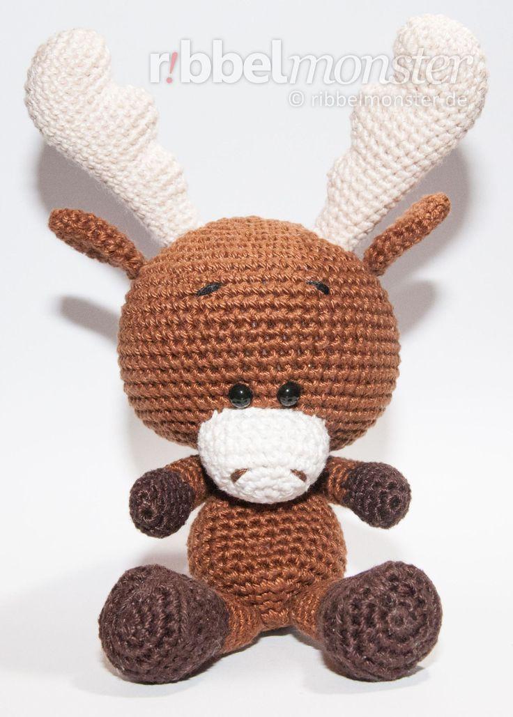 Amigurumi Pattern Free Rabbit : Po?et obrazk? na tema Hra?ky pro d?ti - knitted and ...